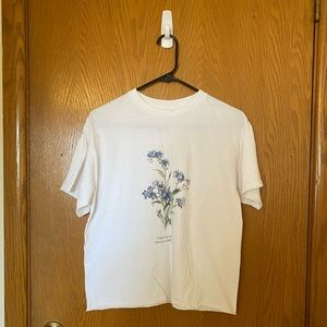 Brandy Meville Floral Tee